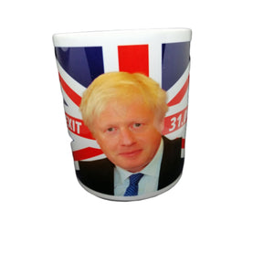 WE ARE OUT BREXIT 31 January 2020 UNION JACK FLAG Coffee Mug #Brexit #WeareOut