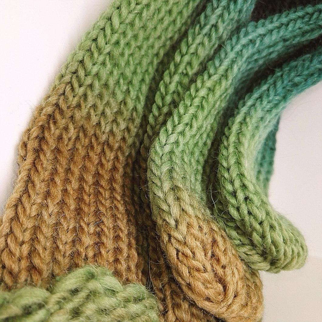 100% Pure Sheep Wool Socks Handmade Knitted Very Soft Natural Green Gold #Wool #Socks  Knitted Handmade Wool Unisex bed sofa Socks Casual Novelty Custom Personalised Unisex Socks #Socks #Retro