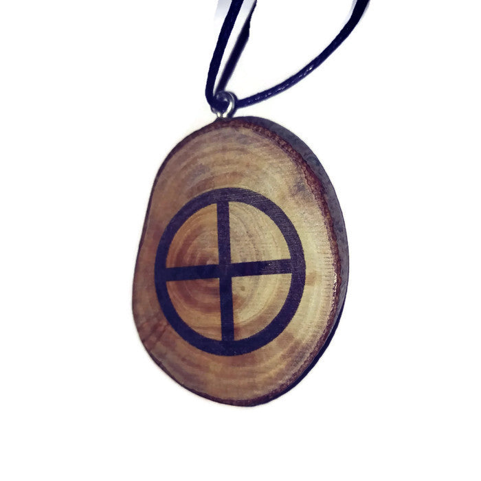 Earth Celestial Symbol Planet Necklace Pendant Wooden Charm Natural Necklace Earrings Keyring Charms #Celestial