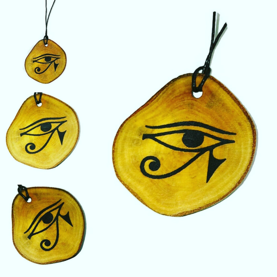 Eye of Horus protection all seeing eye Symbol Egyptian Necklace Pendant #EyeofHorus #Allseeingeye