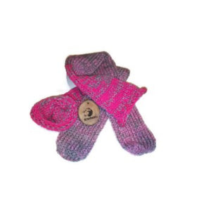 Personalised Knitted Handmade Socks #Socks