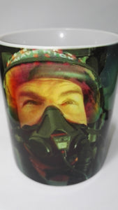 Maverick Top Gun Tea  Coffee Mugs #TopGun