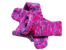 Pink Lilac Hand Knit Socks - Early Access Patrons #Patreon