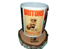 Dig For Victory War Propaganda Coffee Mug  #WW1 #WW2