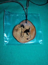 Fox Terrier Dog Pendant Wood Necklace Earrings Key ring Charms #FoxTerrier