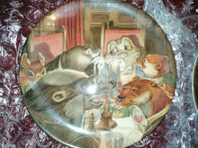 Wind in the Willows The Banquet Collectable Plate #Wedgewood