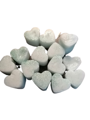 Sea Spray Ocean Breeze Soy Wax Scented Candle Tarts Mini Hearts