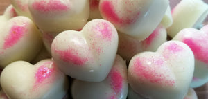 Rainforest Soy Wax Scented Candle Tarts Hearts