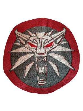 Cyberpunk Witcher Gang Patch Embroidered Patches #Cyberpunk