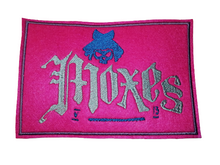 Pink Cyberpunk 2077 Moxes Gang Patch Embroidered Patches #Cyberpunk