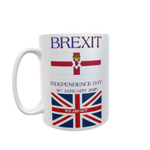 Independence Day Brexit Mug Exit European Union Tea Coffee Mugs #Brexit #Independence Day #GetBrexitDone #BackBoris