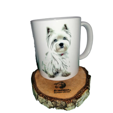 West Highland Terrier Westie Dog Tea  Coffee Mugs #Westie