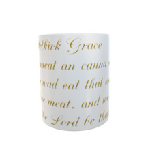 Burns Night Selkirk Grace Tea Coffee #BurnsNight
