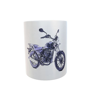 Lexmoto ZSB 125 Motorbike Tea Coffee Mug Novelty Art Mugs Gift #Lexmoto