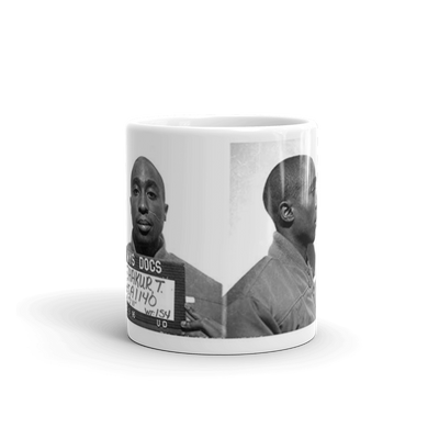 Tupac Shakur  Mug Shot Mug Tea Coffee Mugs #Tupac