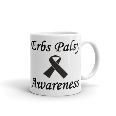 Erbs Palsy Awareness Mug Large Coffee Mugs Tea Cups  #ErbsPalsy