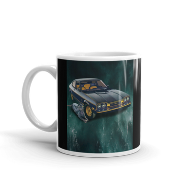 Ford Mercury Capri Mug Classic Car Rally Cars Tea Coffee Mugs #Capri