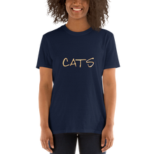 CATS Tee Cat Lovers Short-Sleeve Unisex T-Shirt #Cats