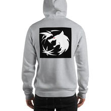 The Witcher Hoodie character symbols Inspired Hooded Sweatshirt Unisex #Witcher