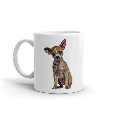Chihuahua Mug Gift Novelty Tea Coffee Dog Lovers Gift #Chihuahua