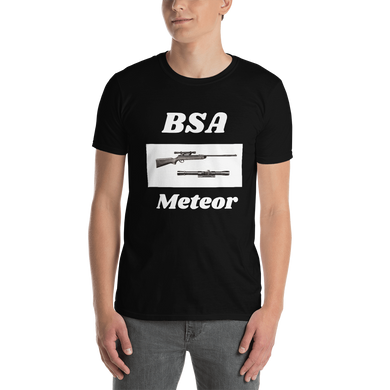 BSA Meteor Air Gun Rifle Unisex Short-Sleeve Unisex T-Shirt #Bsa