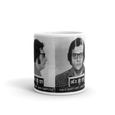 Larry King Mug Shot Mug Tea Coffee Mugs #Mugshot