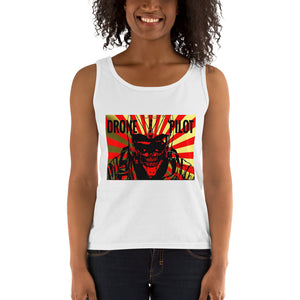 Womens Drone Pilot Anime Ladies' Tank Top vest #Drones