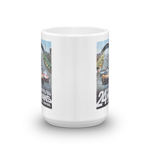 Le Mans 1966 Mug Vintage Classic Car Tea Coffee Mugs #LeMans