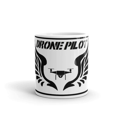 Drone Pilot UAV Quadcopter Mug Coffee Mugs Tea Cups Drone Gift #Drones