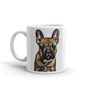 French Bulldog Mug Tea Coffee Mugs Gift #FrenchBulldog