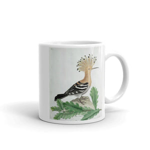 African Hoopoe Bird Mug Vintage Birds Illustration Tea Coffee Mugs Gift #Hoopoe