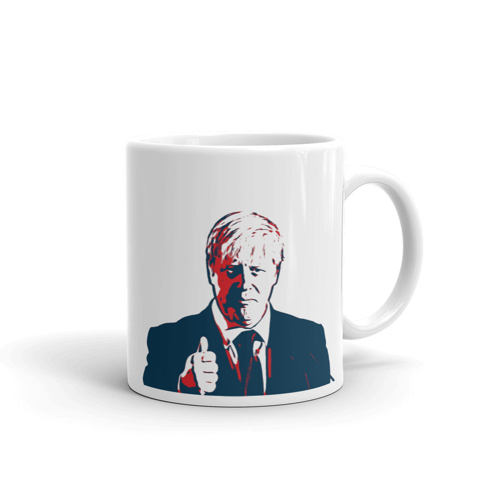 Prime Minister Boris Johnson Mug Conservative Party Coffee Mugs #BorisJohnson