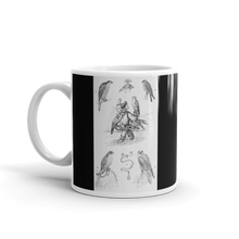 Falconry Mug Falcons Vintage Art Bird of Prey Tea Coffee Mugs #Falconry