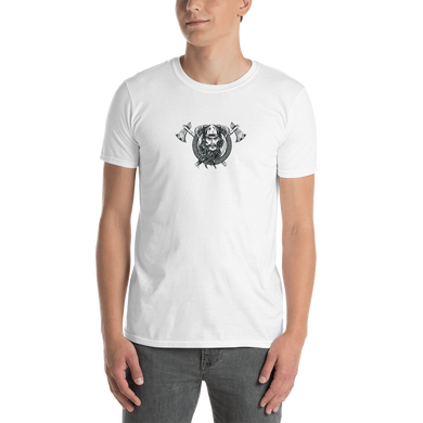 Viking T Shirt Tee Personalised Short-Sleeve Vikings Unisex T-Shirt #Viking