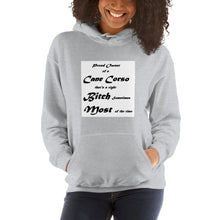 Cane Corso Dog Owner Hoodie Unisex  Funny Joke Quote Hooded Sweatshirt #CaneCorso
