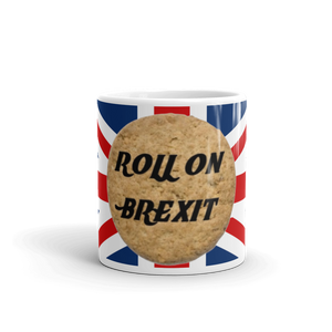 Roll On Brexit Mug Tea Coffee Mugs #Brexit