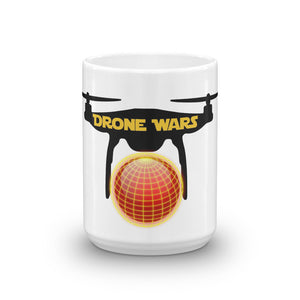 Drone wars Mug Tea Cup Coffee Mugs Gift #Drones