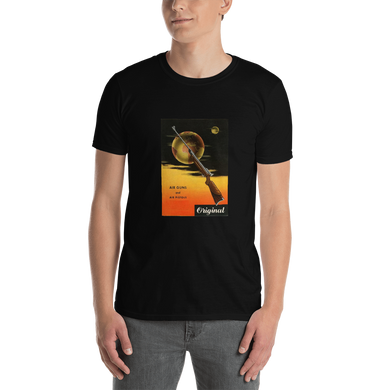 Diana Original Air Rifle Gun T Shirt Short-Sleeve Unisex T-Shirt #AirRifle