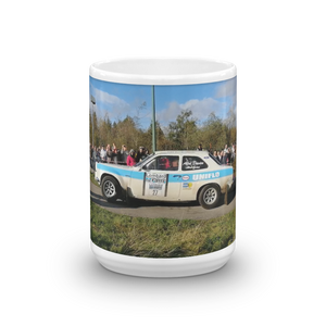 Lombard Rally 2019 - Bryn Bach Parc Stage Rally Car Mugs #LombardRallyBath2019