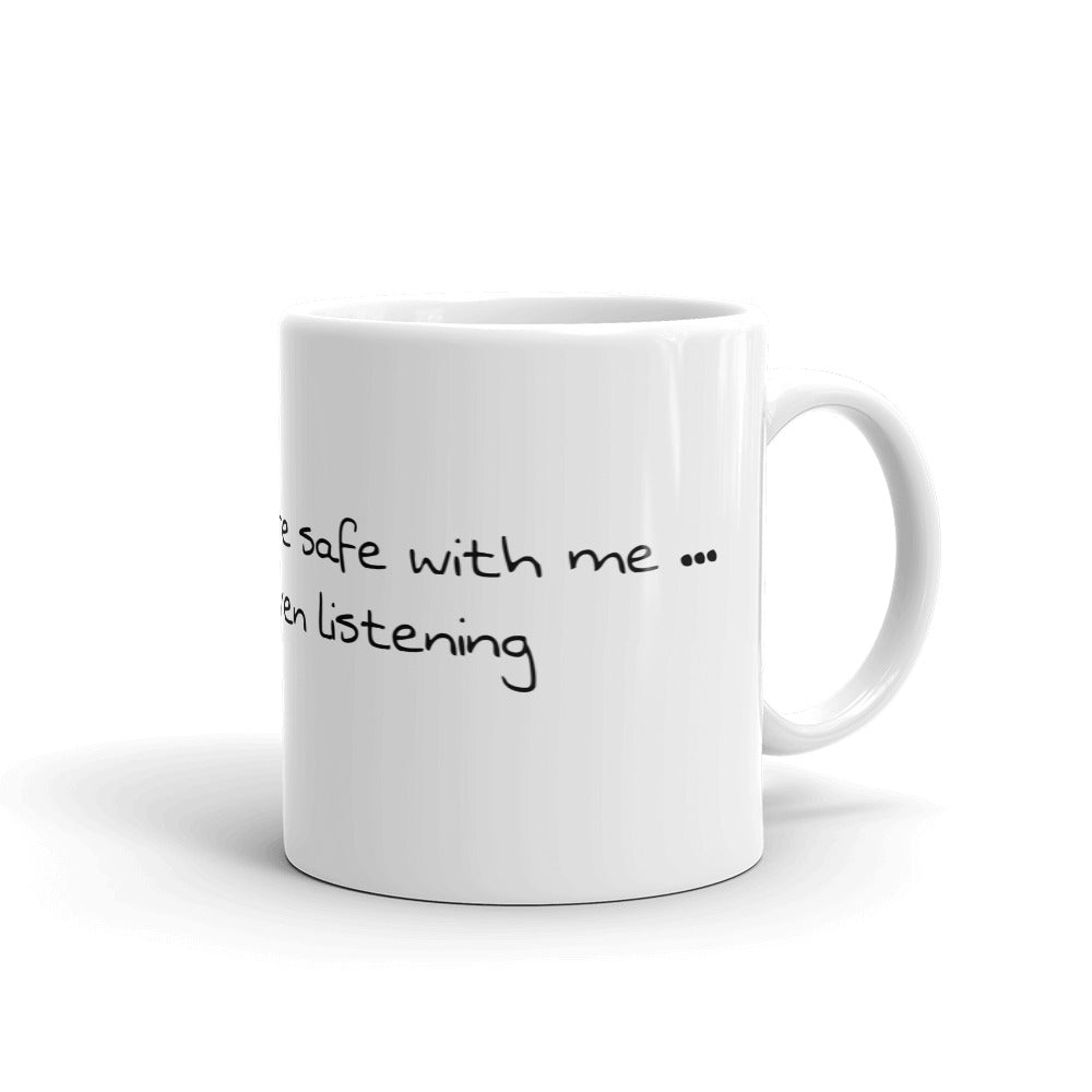 Funny Mug Joke Mugs Your secret's are safe with me Coffee Mugs #Gift