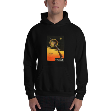 Diana Original Hoodie Air Rifle Gun Hooded Sweater Jumper #Rifle