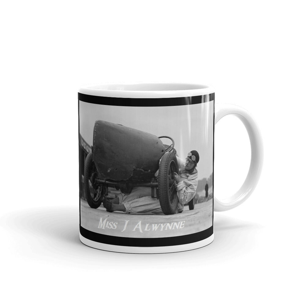 Miss J Alwynne Women Rally Mug Coffee Mugs #WomensRally