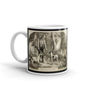 Game Bird Hunting Mug Gun Dogs Vintage Tea Coffee Mugs #Hunting