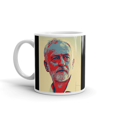 Jeremy Corbyn Mug Labour Party Coffee Mugs #JeremyCorbyn