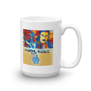 Deadwood Al Swearengen Mr Wu  Hang Dai Pop Art Tea Coffee Mugs #Deadwood