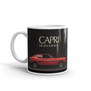 Ford Capri Mug Classic Car Rally Cars Tea Coffee Mugs #Capri