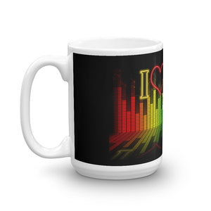 Unicorn I LOVE 80's Retro Mug Music synthesiser 11oz 15oz Art Gift Mugs #Unicorn