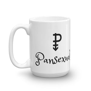 Pansexual Mug Gender Sex symbol Tea Coffee Mugs #Pansexual