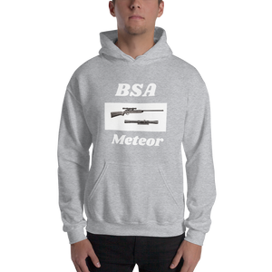 BSA Meteor Hoodie Hooded Sweatshirt Air Gun Rifle Unisex Jumper #Bsa