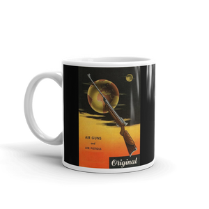 Diana Original Air Rifle Mug Gun Hunting Shooting Mugs #Rifle